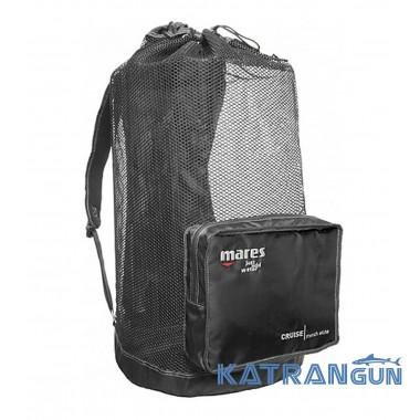 Сумка-рюкзак Mares Cruise Mesh Backpack Elite