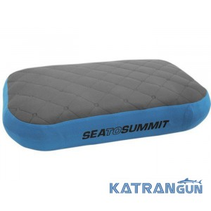 Надувная подушка для туризма Sea to Summit Aeros Premium Pillow Large