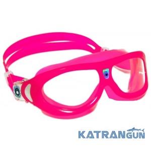 Очки для бассейна детские Aqua Sphere Seal Kid; линзы прозрачные