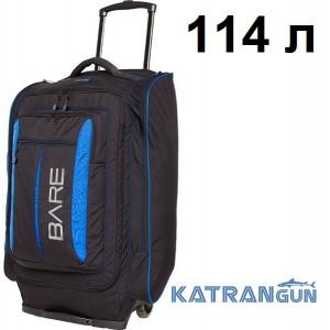 Большая сумка на колесах Bare Large wheeled luggage