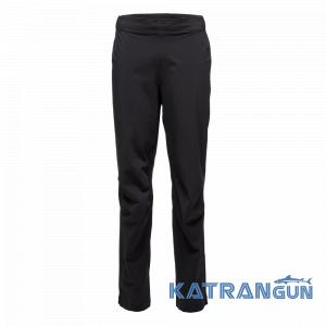 Мембранные штаны мужские Black Diamond Stormline Strech Rain Pants