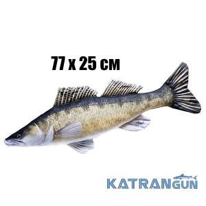 Подушка-игрушка Судак (77х25 см)