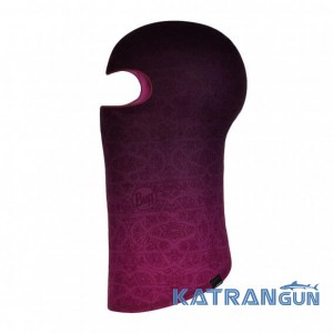 Балаклава жіноча Buff Polar Balaclava siggy purple