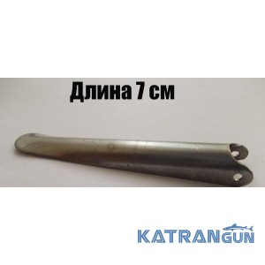 Прапорець на гарпун до Зелінка Гориславцях 7 мм