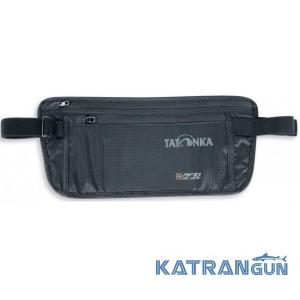 Нейлоновий гаманець Tatonka Skin Moneybelt Int. RFID B Black