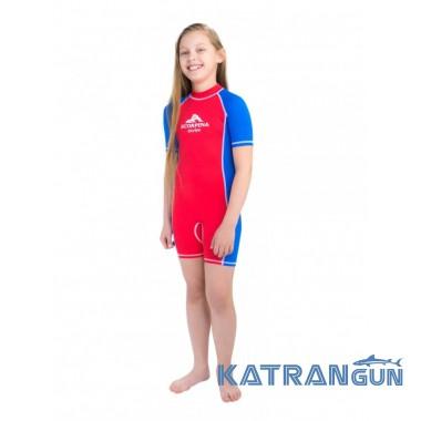 Дитячий гідрокомбінезони для дівчаток Scorpena Swim