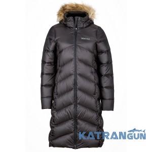 Довга зимова куртка Marmot Women's Montreaux Coat, black