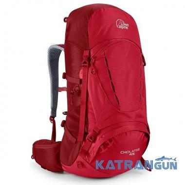 Рюкзак для легкого трекинга Lowe Alpine Cholatse 45