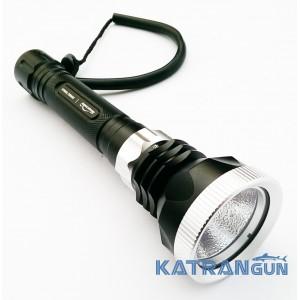 Ліхтар для підводного полювання Magicshine MJ810B XM-L2 з фільтрами