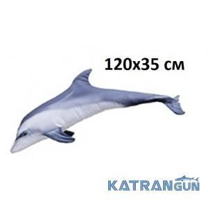 """Подушка-игрушка """"Дельфин"""" (120х35 см)"""