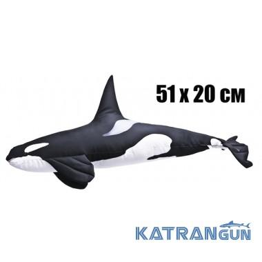 Подушка-игрушка Касатка (51х20 см)