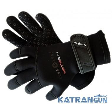 Неопренові рукавички для підводного полювання AquaLung Thermocline, 5 мм