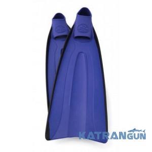 Ласты с закрытой пяткой Poseidon Diving Fin; синие