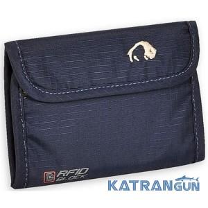 Небольшой кошелек для денег Tatonka Money Box RFID B