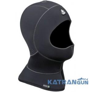 Шлем для дайвинга Waterproof H1 5/7 мм с вентиляцией