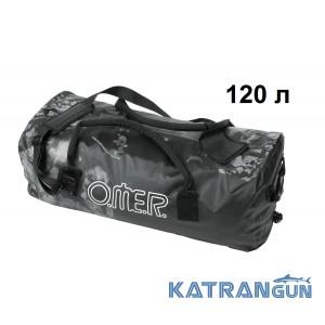 Водостійка сумка для підводного полювання Omer Monster dry bag camu Blackmoon