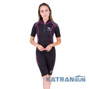 Жіночий гідрокостюм для дайвінгу IST WSR10 Shorty Women