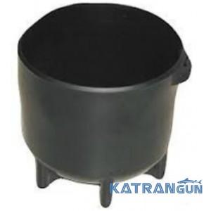 Башмак для баллона 10л, 12л Seac Sub; длинный Ø170 мм