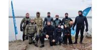 Первая подводная охота 2021 клуба Katrangundnepr