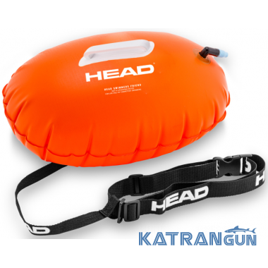 Буй для плавания Head Safety Xlite