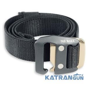 Еластичний туристичний ремінь Tatonka Stretch Belt 25mm