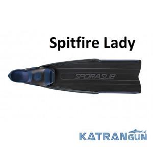 Женские ласты для подводной охоты Sporasub Spitfire Lady