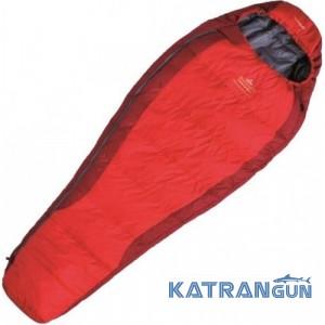 Спальний мішок для жінок Pinguin Savana Lady, Red
