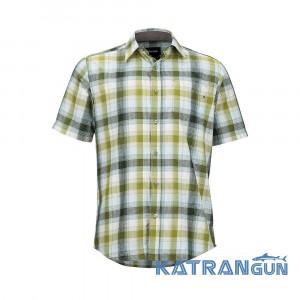 Дышащая рубашка Marmot Notus SS, Cilantro