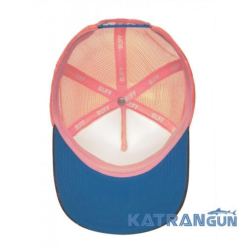 Удобная кепка Buff Trucker Cap collage multi - купить в интернет-магазине  KatranGun  66f21977538a