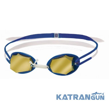 Стартовые очки для плавания Head Diamond + зеркальное покрытие