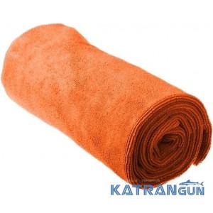 Рушник з мікроволокна Sea To Summit Tek Towel S, Orange