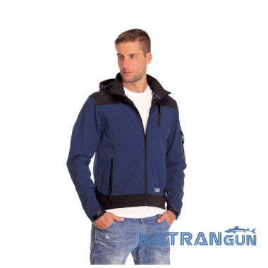Ветронепродуваемая мужская куртка Omer Jacket Softshell