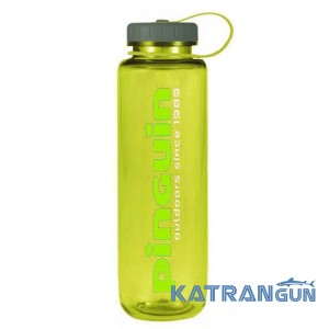 Фляга спортивна Pinguin Tritan Slim Bottle 1л