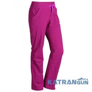 Вільні жіночі штани для лазіння Marmot Wm's Leah Pant, Beet Purple