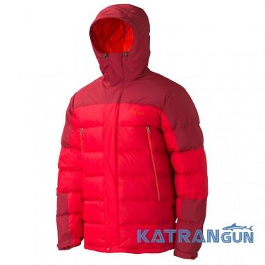 Пуховик мужской спортивный Marmot Mountain Down Jacket