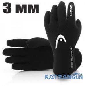 Рукавички для водних видів спорту Head Neo Glove 3 мм