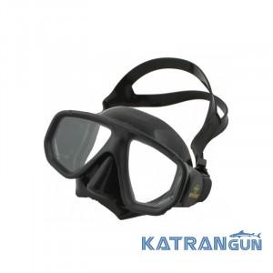 Подводная маска Beuchat Strato; резиновая