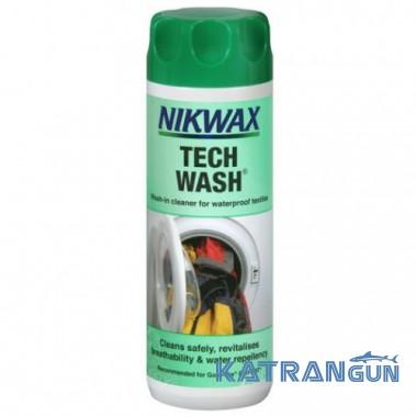 Засіб по догляду за мембранним одягом Nikwax Tech Wash 300 мл