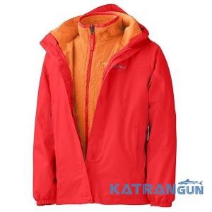Детская куртка для девочек Marmot Girl's Northshore Jacket