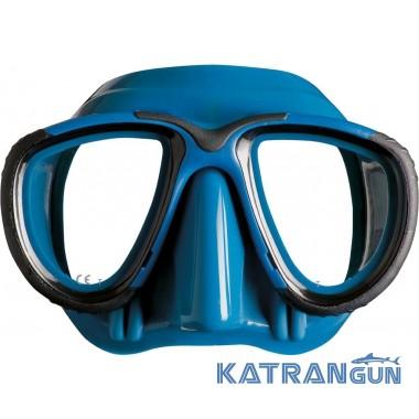 Маска для подводной охоты Mares Tana синяя