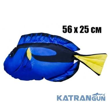 Подушка-іграшка Блакитний хірург (56х25 см)