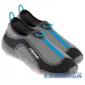 Неопреновые тапочки для пляжа Head Aquatrainer; blue