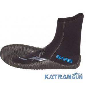 Теплые боты Bare Boot 7мм