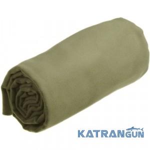 Туристическое полотенце из микрофлиса Sea To Summit DryLite Towel S с антибактериальной пропиткой