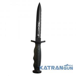 Нож для дайвинга со сменными лезвиями Epsealon Silex