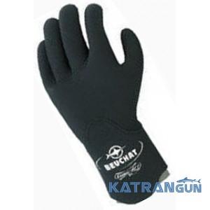 Перчатки для подводной охоты Beuchat Semi-Dry 5 мм