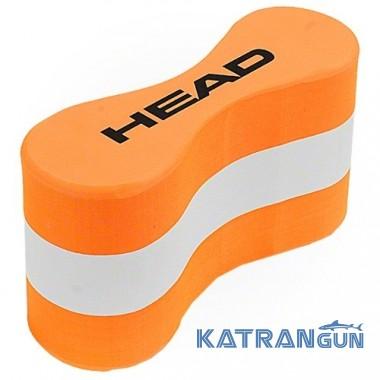 Колобашка для плавания Head Pull Buoy; оранжевая
