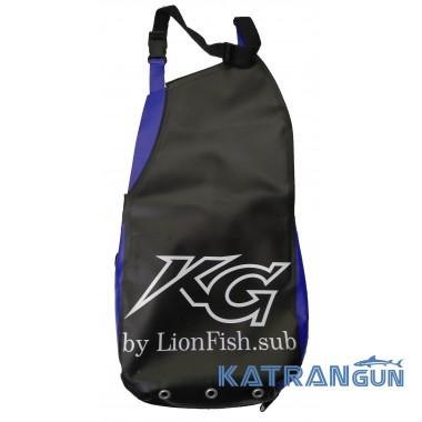 Сумка для раков KatranGun (от LionFish); малая; 2 кг; карман справа