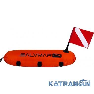 Буй Salvimar Torpedo Cmas с одним флажком