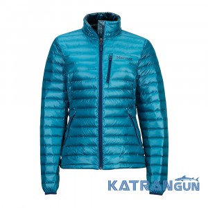 Куртка женская на пуху Marmot Women's Quasar Nova Jacket, Late Night